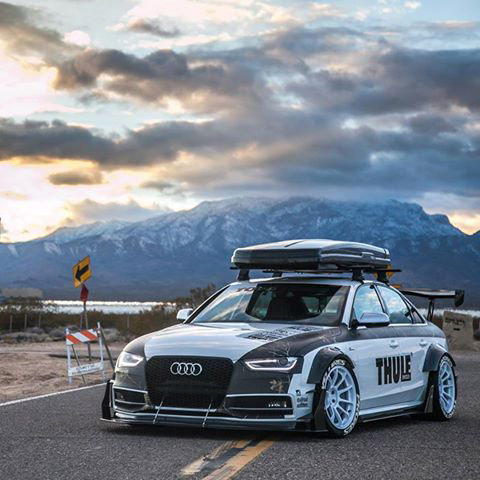 Audi S4 Allroad Outfitters Inc (1)