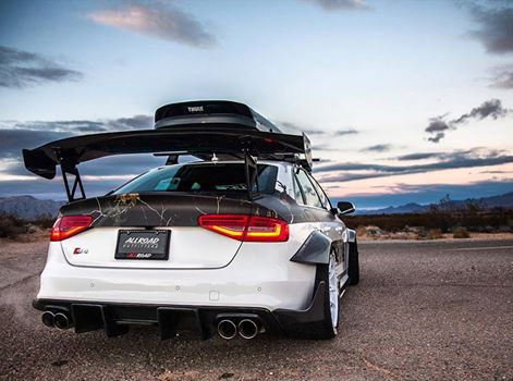Audi S4 Allroad Outfitters Inc (10)