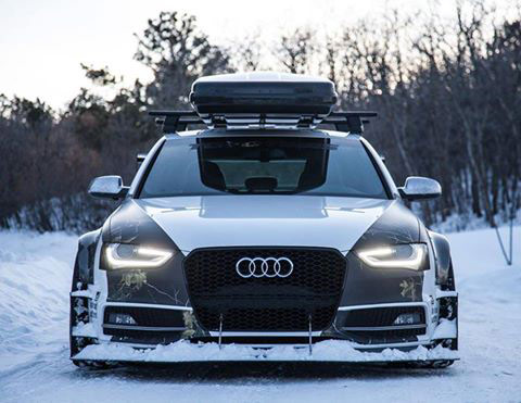 Audi S4 Allroad Outfitters Inc (17)