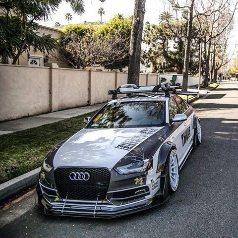 Audi S4 Allroad Outfitters Inc (4)