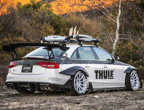 Audi S4 Allroad Outfitters Inc (5)