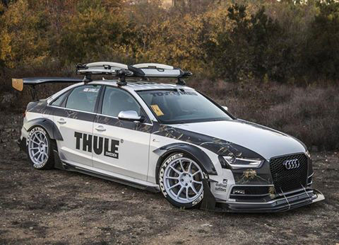 Audi S4 Allroad Outfitters Inc (6)