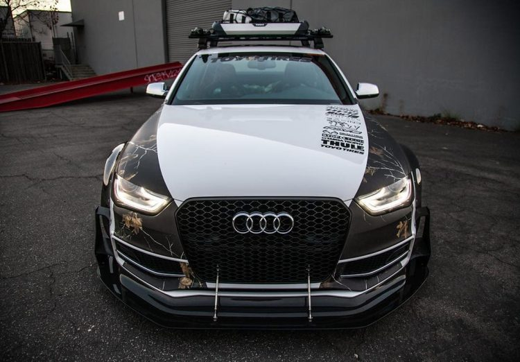 Audi S4 Allroad Outfitters Inc (8)