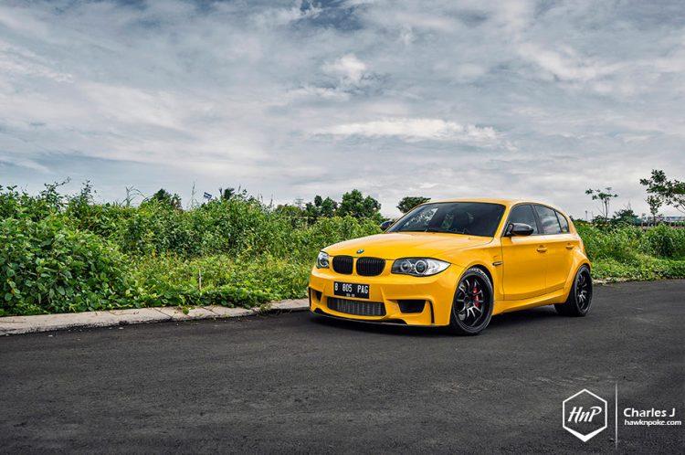 BMW 1M Hatchback (3)