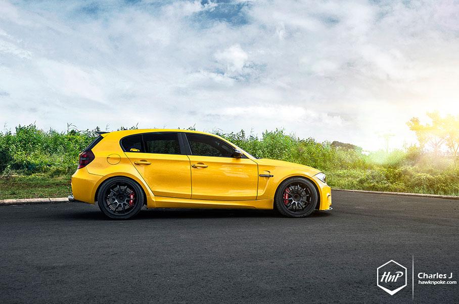 BMW 1M Hatchback (6)