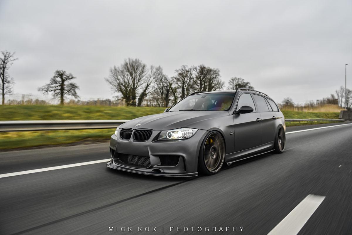 Leser-Auto: BMW 335i mit über 800 PS von Marco