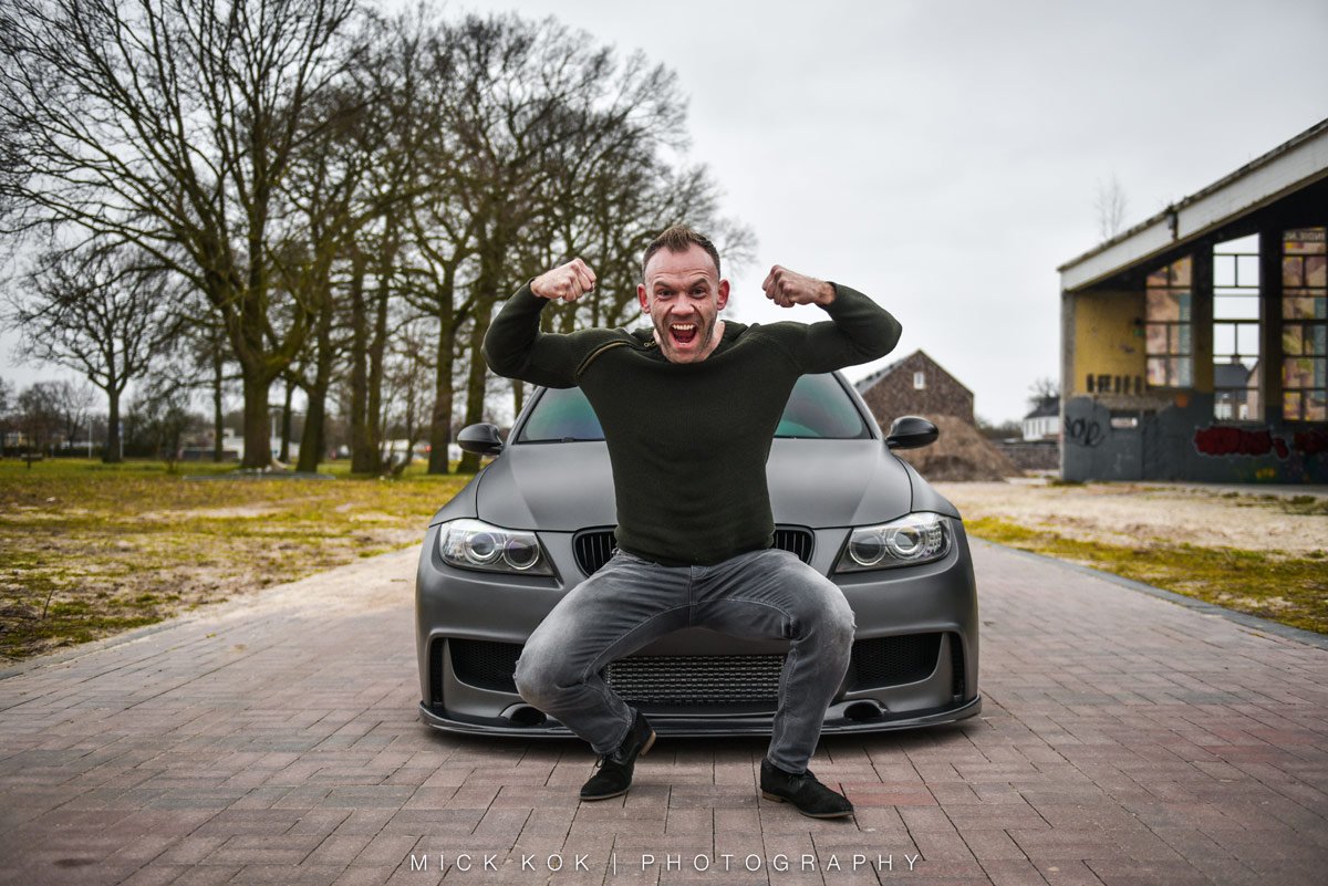 BMW 335i Touring Marco van Weerd Wallpaper (21)
