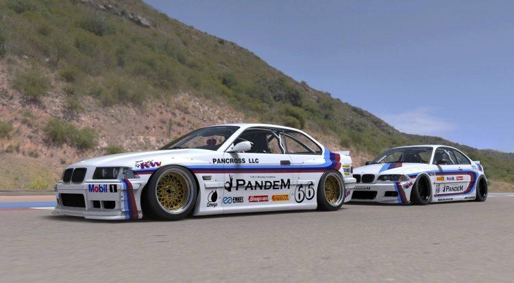 BMW 3er Rocket Bunny Pandem (8)