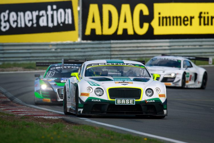 Bentley Continental GT3 (1)