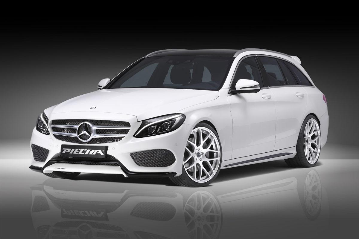 Mercedes Amg C63 T Modell Von Piecha Design
