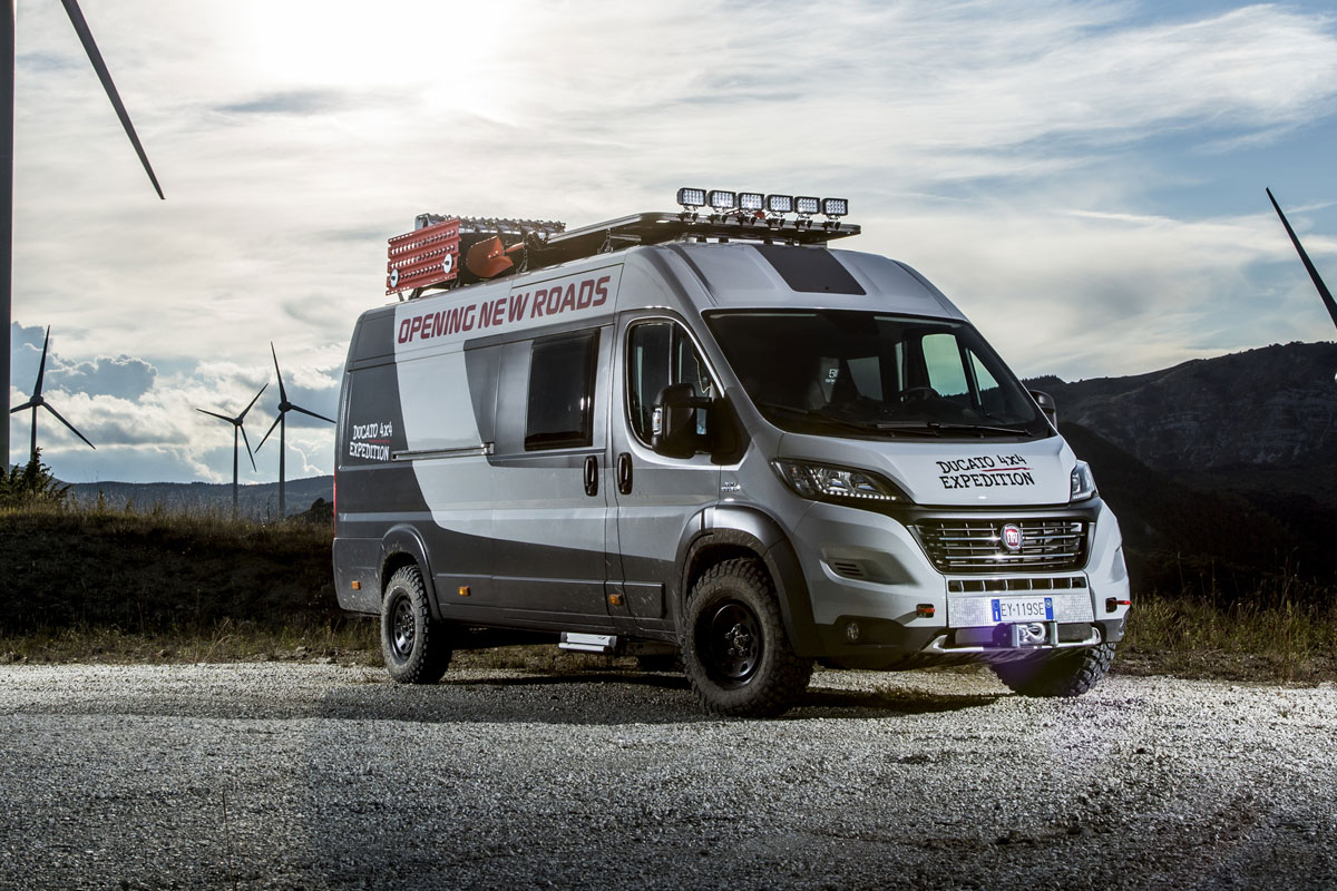 Fiat Ducato 4 215 4 Expedition Ab Ins Gel 228 Nde