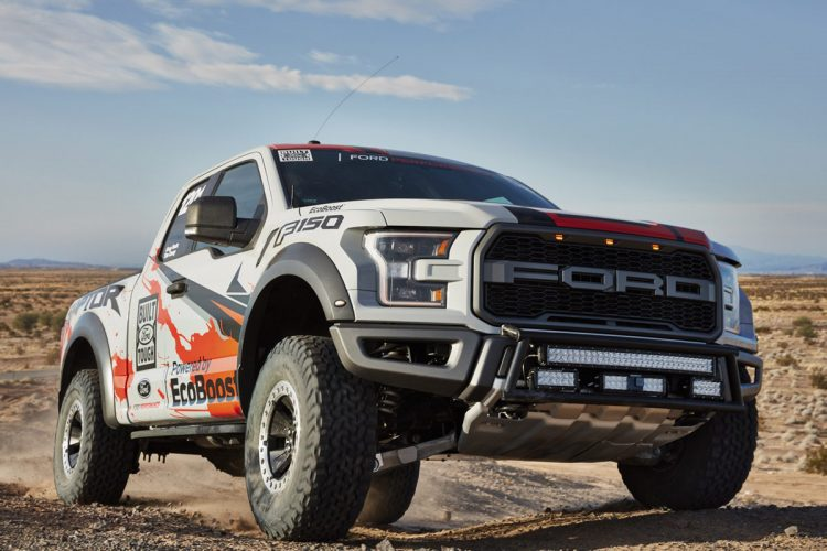Ford F150 Raptor Racing 2016 8