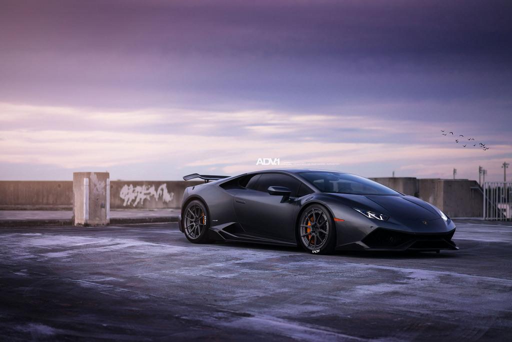 Lamborghini-Huracan-on-ADV50-MV2-CS_23912175524_l