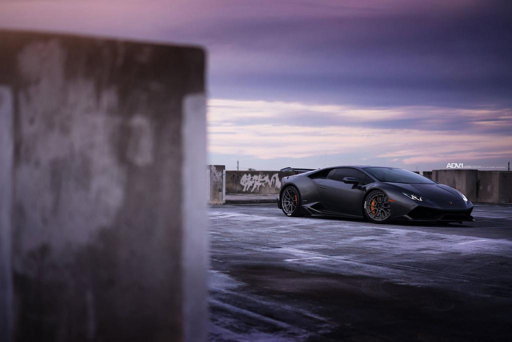 Lamborghini-Huracan-on-ADV50-MV2-CS_24244803080_l