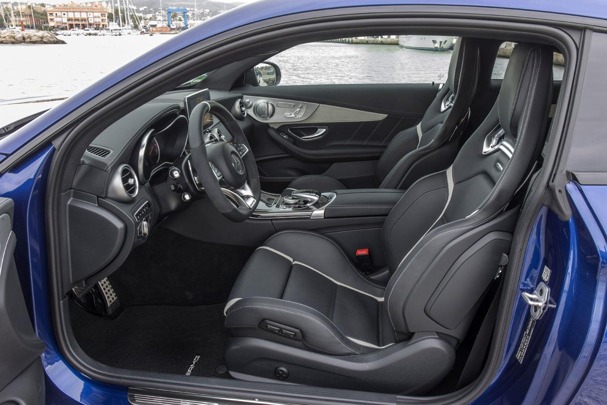 Mercedes-AMG C 63 Coupé S 2015 (9)