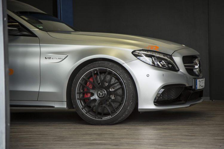 Mercedes-AMG C 63 Racechip 2015 (2)