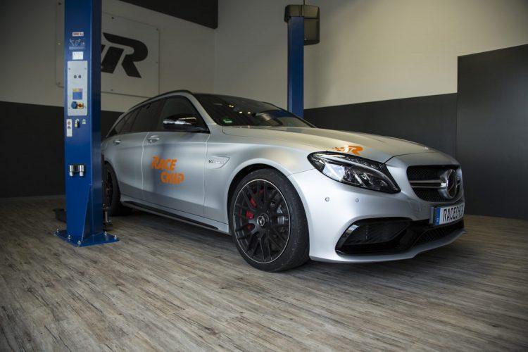 Mercedes-AMG C 63 Racechip 2015 (4)