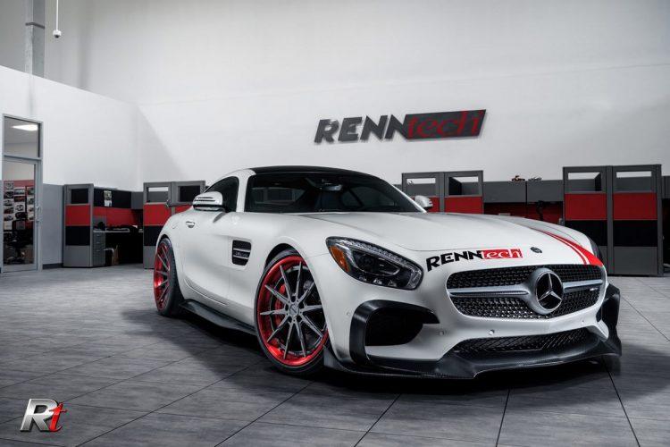 Mercedes-AMG GT RENNtech 2016 (1)
