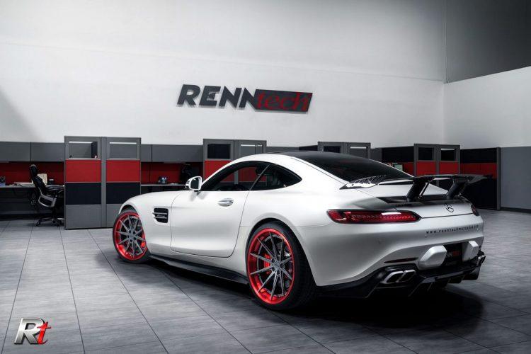Mercedes-AMG GT RENNtech 2016 (3)