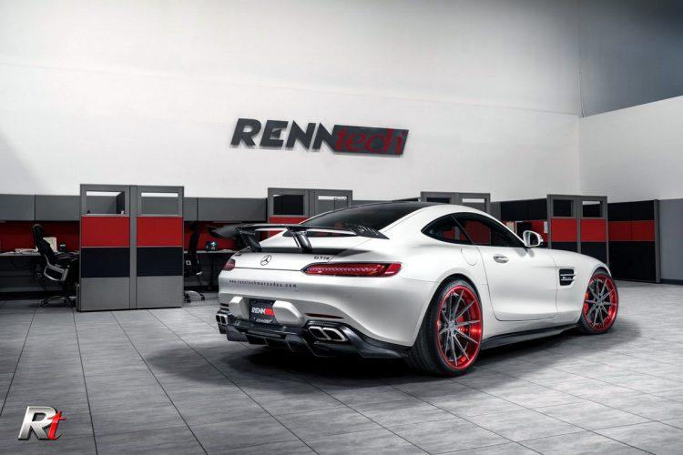 Mercedes-AMG GT RENNtech 2016 (4)