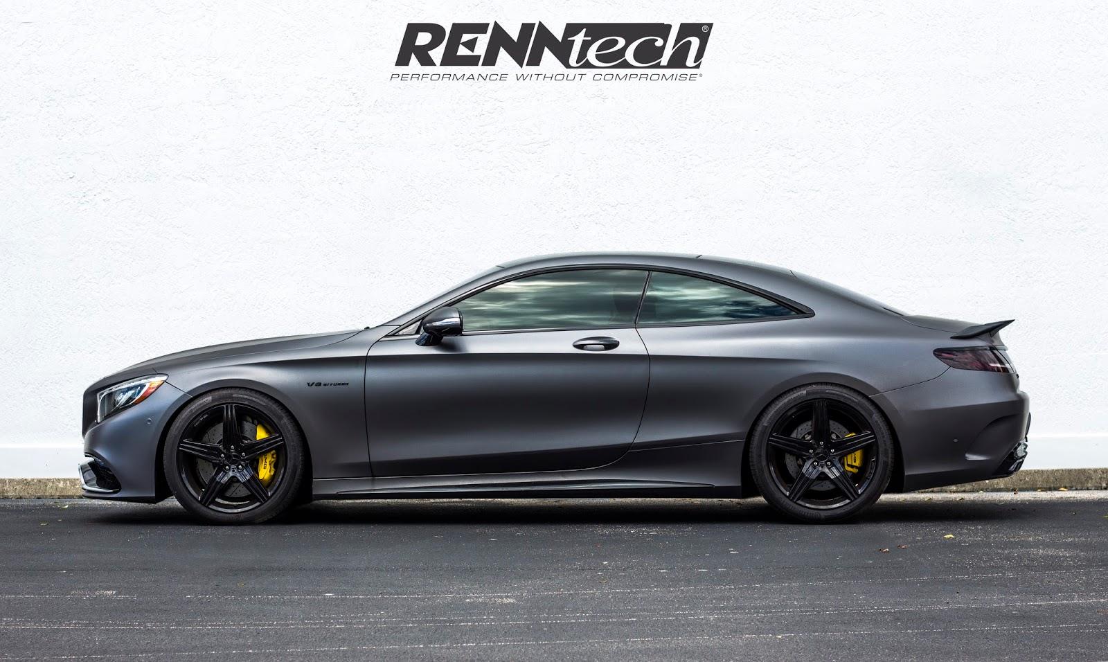 Mercedes-AMG S63 Coupé Renntech (4)
