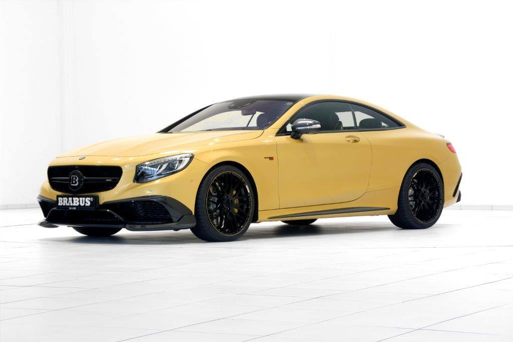 Mercedes-AMG S63 Coupe Brabus (12)