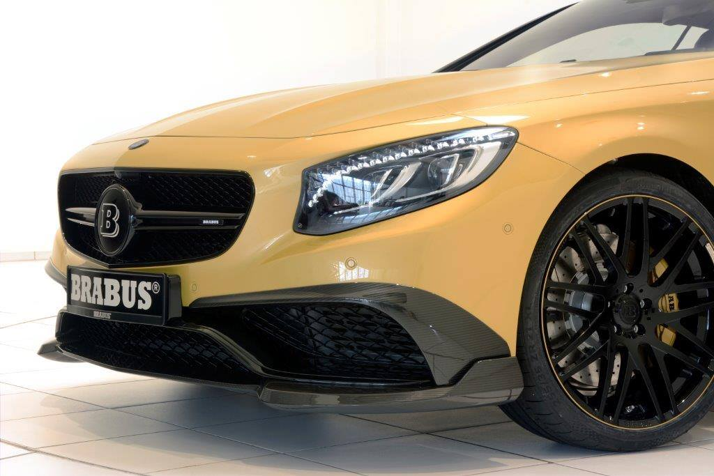 Mercedes-AMG S63 Coupe Brabus (29)