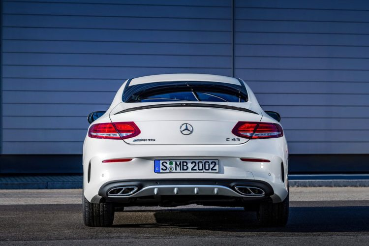 Mercedes C43 AMG 4Matic Coupe 2016 (12)