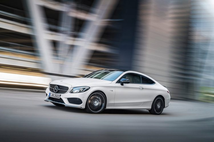 Mercedes C43 AMG 4Matic Coupe 2016 (5)