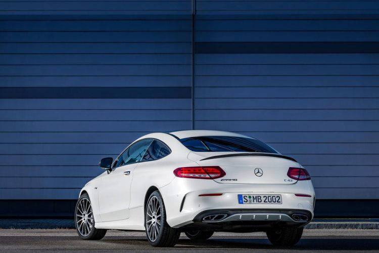 Mercedes C43 AMG 4Matic Coupe 2016 (9)