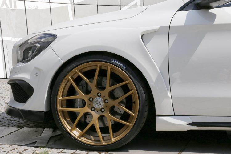 Mercedes CLA 45 AMG Loewenstein (1)