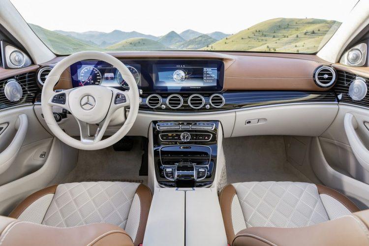 Mercedes E-Klasse 2016 (8)