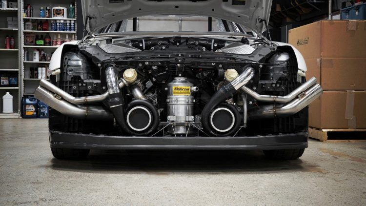Nissan GT-R Alpha G (1)