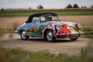 Porsche 356 C Janis Joplin (1)