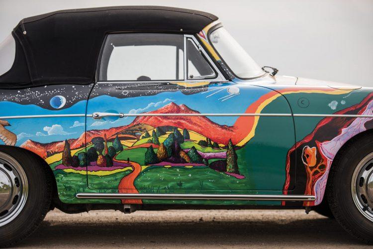 Porsche 356 C Janis Joplin (9)