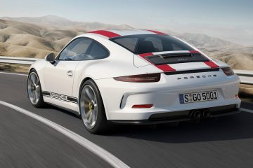 Porsche 911 R 2016 (16)