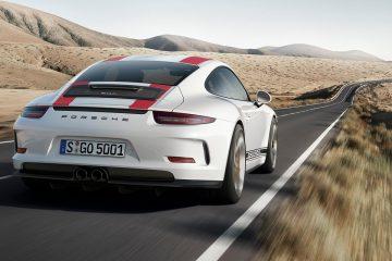 Porsche 911 R 2016 (17)