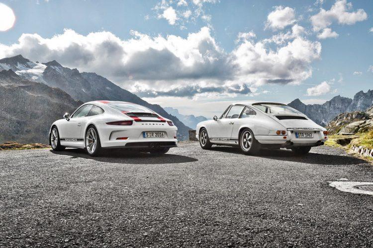 Porsche 911 R 2016 (3)