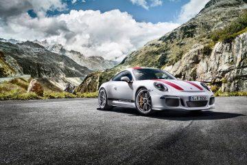 Porsche 911 R 2016 (4)