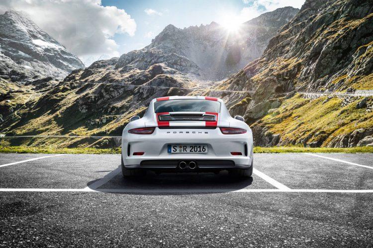 Porsche 911 R 2016 (9)