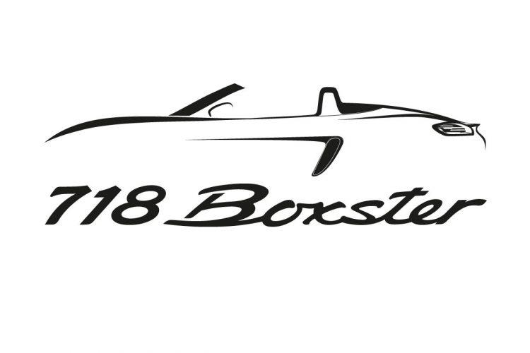 Porsche 918 Boxster