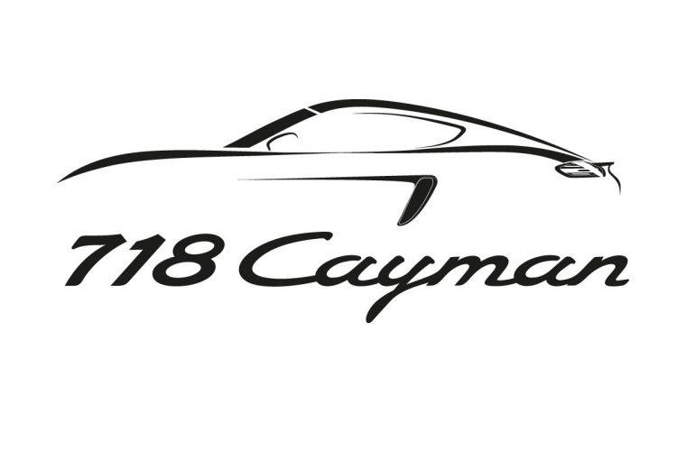 Porsche 918 Cayman