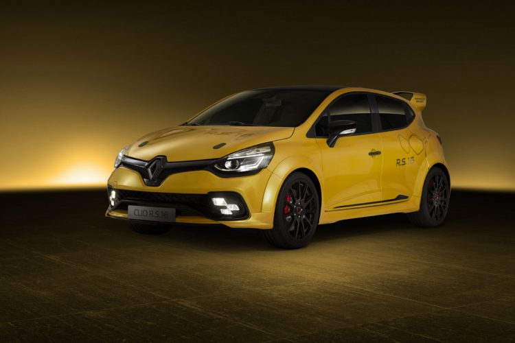 Renault Clio R.S. 16 2016 Wallpaper (1)