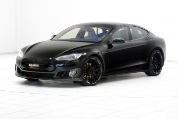 Tesla Model S Brabus Wallpaper (1)