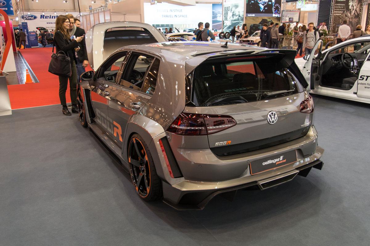 Oettinger Golf 500r Massig Power F 252 R Rund 150 000 Euro