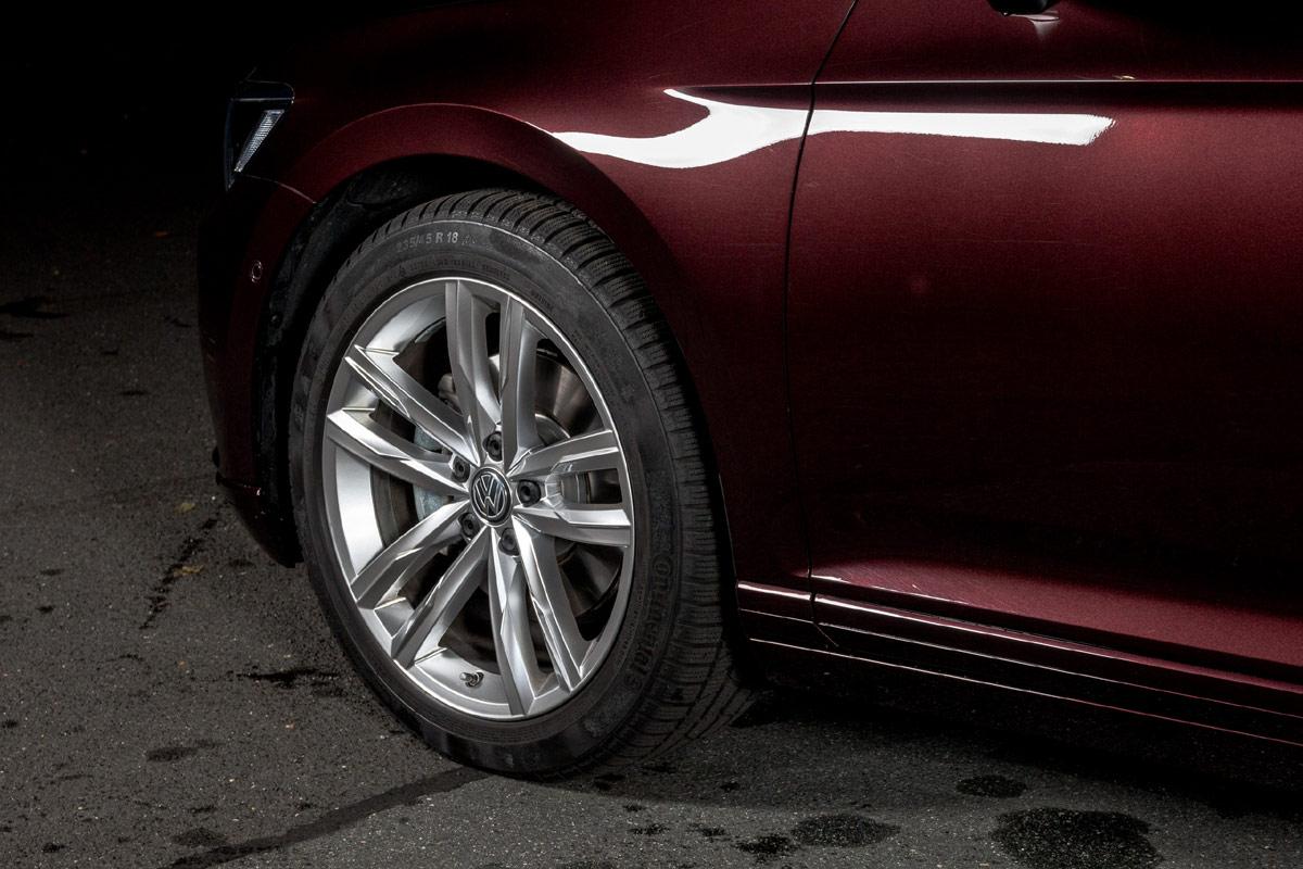 VW Passat Variant 2.0 TDI 4Motion 2016 (10)