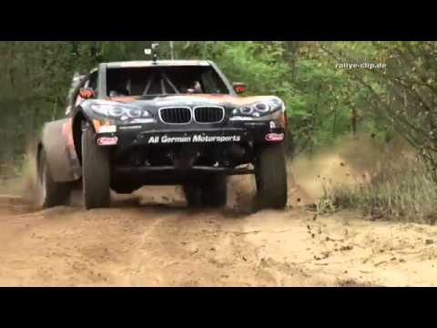 Armin Schwarz BMW X6 V8 Trophy Truck for Baja 1000 2012
