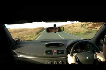 Renault Megane R.S. Trophy tested by Fifth Gear