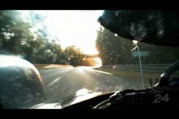 Le Mans 24h-Race 2011 – Audi R18 onboard