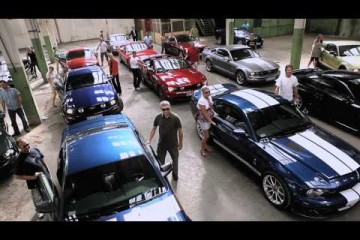 Mustang Club of Poland: Amazing fan-made video